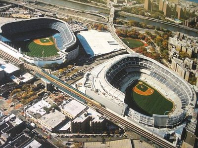 Perspective On The New And Old Yankee Stadium
