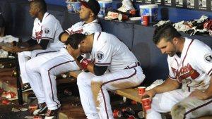 Atlanta Braves Fustrated